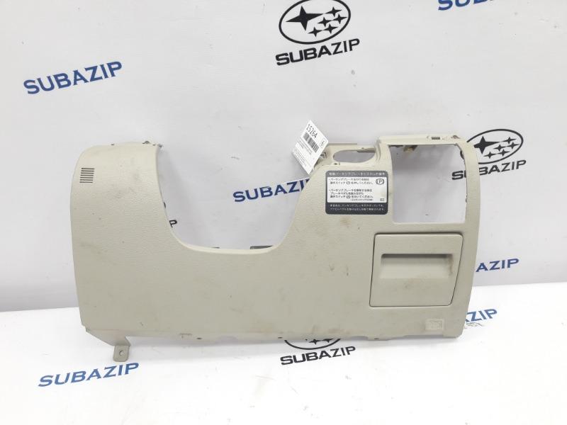 Консоль под рулевой колонкой Subaru Outback B14 EJ253 2009