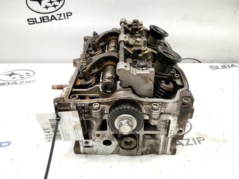 Головка блока цилиндров Subaru Forester S11 EJ253 правая