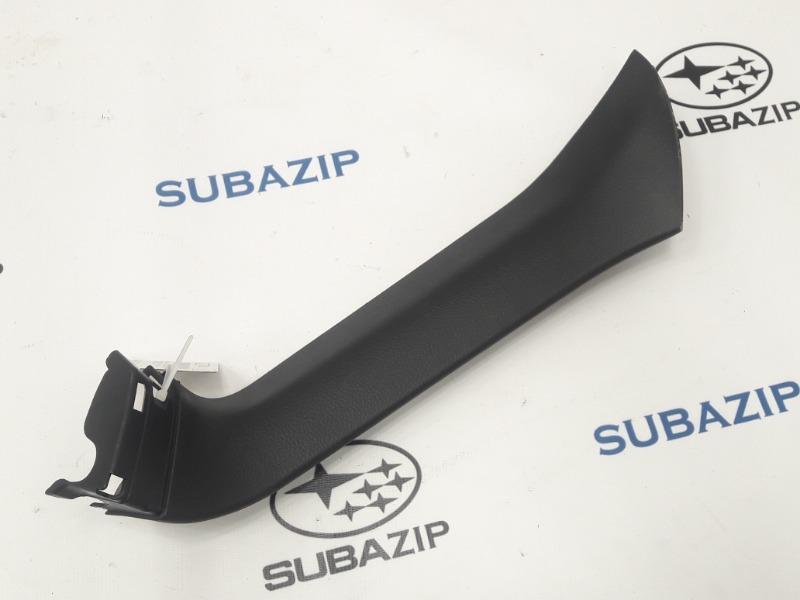 Обшивка двери багажника Subaru Outback B14 EJ253 2009 задняя правая