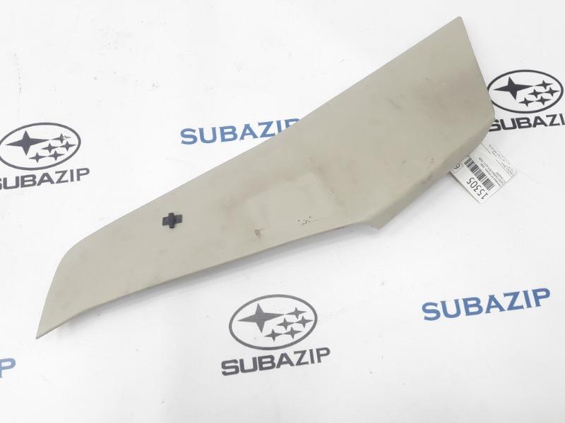 Накладка на тоннель Subaru Outback B14 EJ253 2009 правая