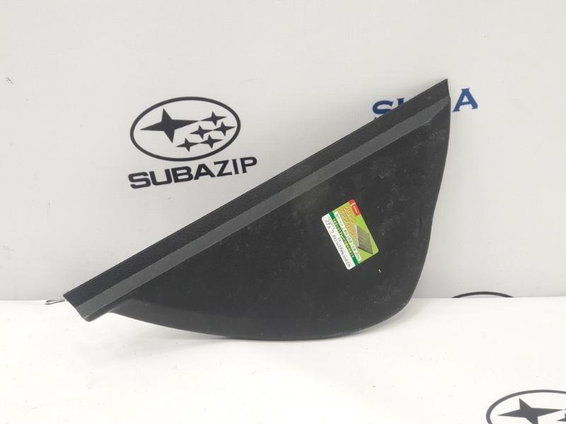 Накладка торпедо Subaru Outback B14 EJ253 2009 левая