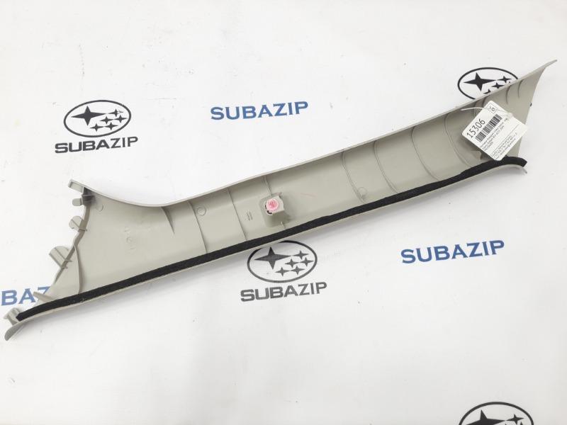 Накладка передней стойки салона Subaru Outback B14 EJ253 2009 правая