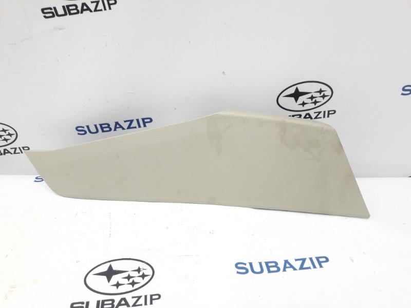 Накладка на тоннель Subaru Outback B14 EJ253 2009 левая