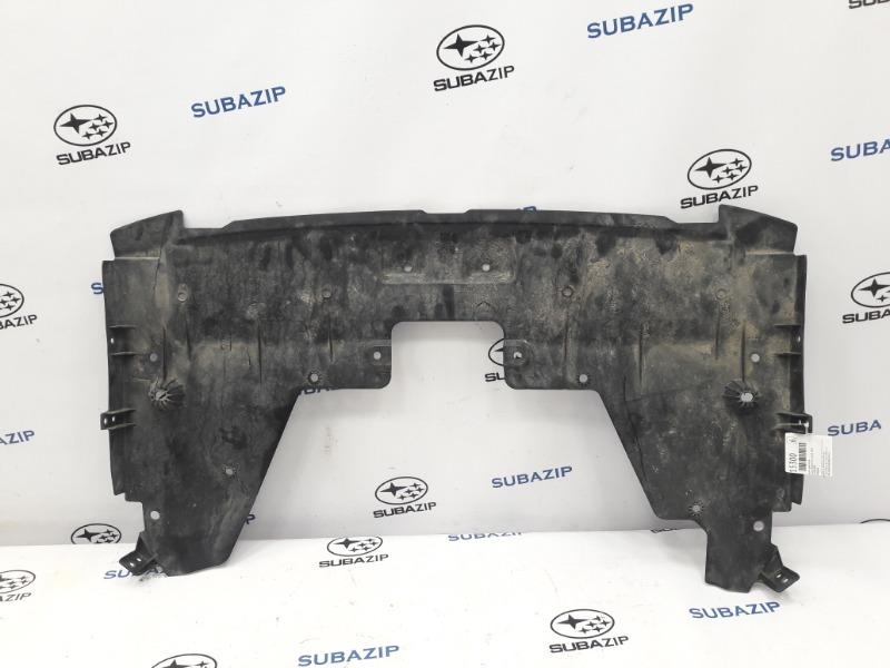 Защита двигателя Subaru Outback B14 EJ253 2009
