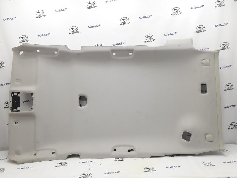 Обшивка потолка Subaru Outback B14 EJ253 2009