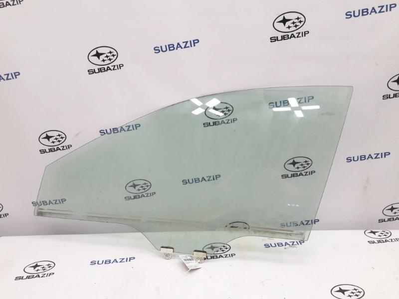 Стекло двери Subaru Outback B14 EJ253 2009 переднее левое