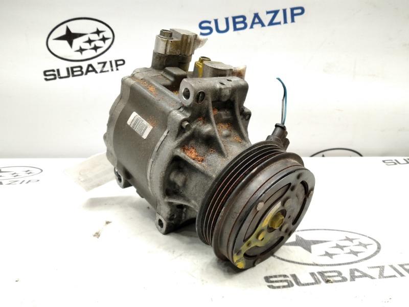 Компрессор кондиционера Subaru Legacy B13 EJ203