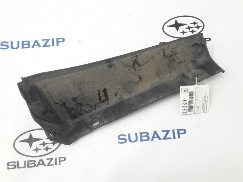 Кронштейн бампера Subaru Outback B14 EJ253 2009 задний правый нижний