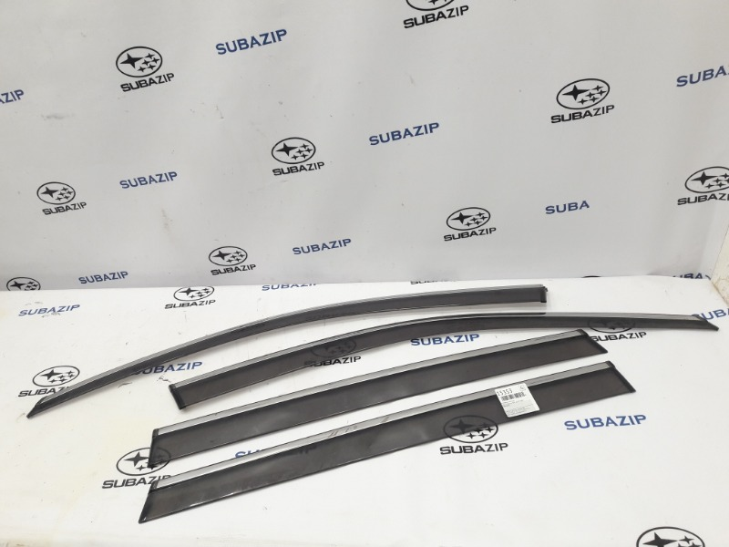 Ветровики комплект Subaru Outback B14 EJ253 2009