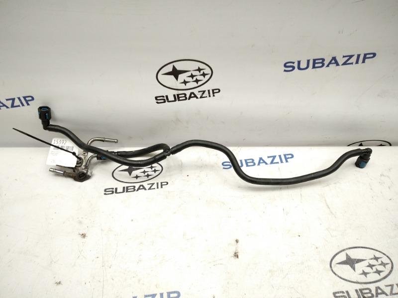 Трубка топливная Subaru Forester S12 EJ20A