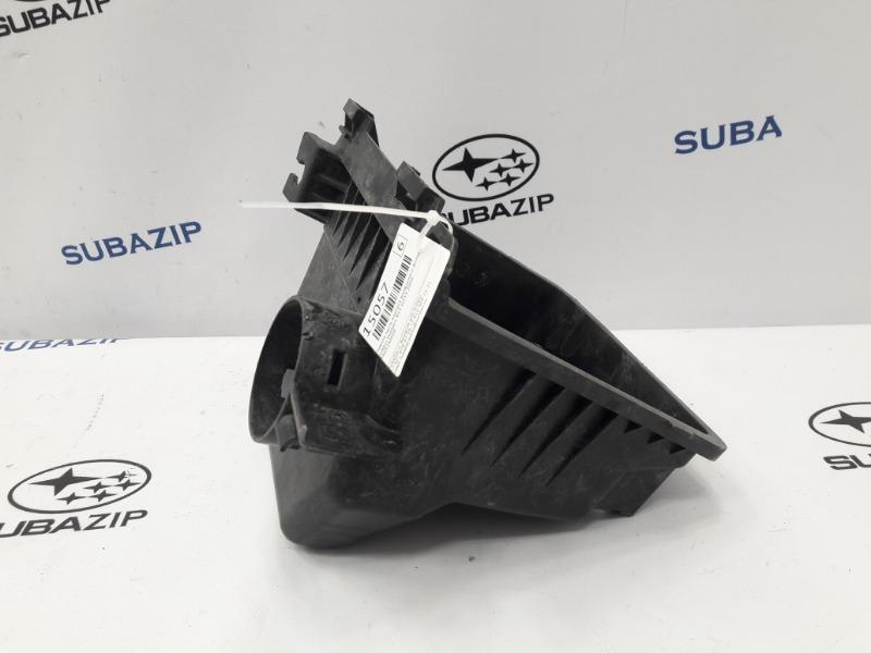 Нижняя часть корпуса воздушного фильтра Subaru Outback B14 EJ253 2009