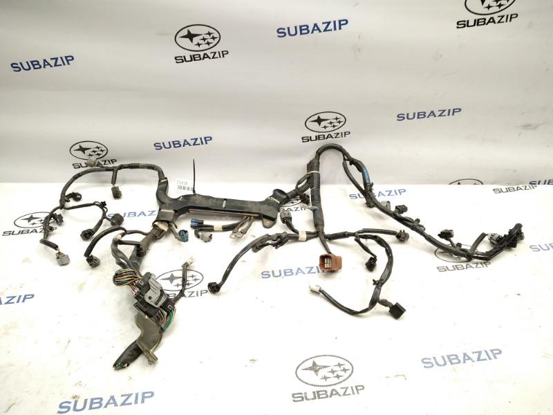 Проводка двигателя Subaru Impreza G13 EJ20A