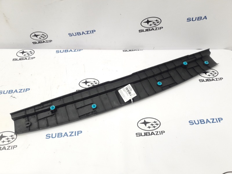 Накладка замка багажника Subaru Outback B13 EJ253 2007