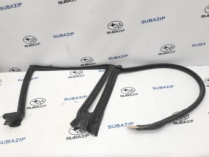 Уплотнитель дверной в проем Subaru Forester S11 EJ203HPRHE 2007 правый