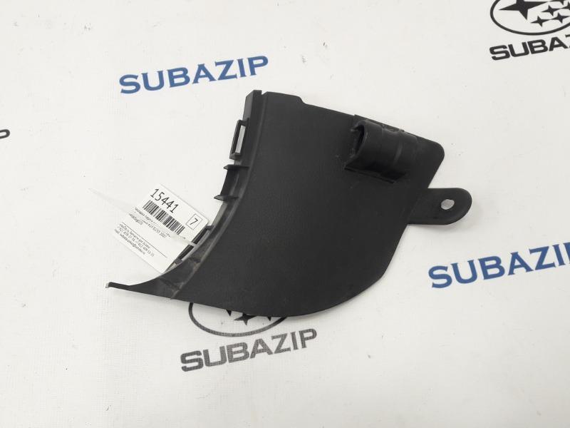 Накладка порога внутренняя Subaru Outback B13 EJ253 2007 левая