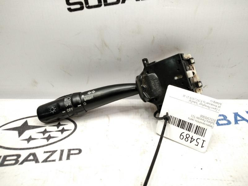 Переключатель света Subaru Forester S11