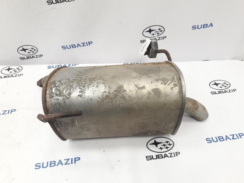 Глушитель задняя часть Subaru Outback B14 EJ253 2009