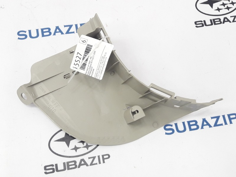 Накладка на порог Subaru Outback B14 EJ253 2009 левая