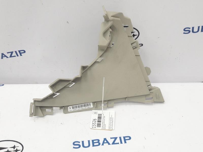 Накладка центральной консоли Subaru Outback B14 EJ253 2009 левая