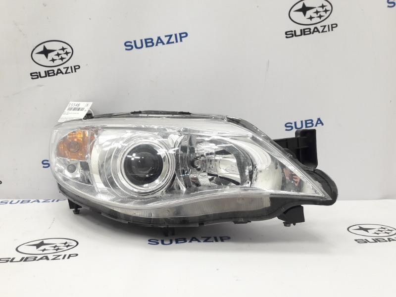 Фара Subaru Impreza GH-3 EL154 2011 правая