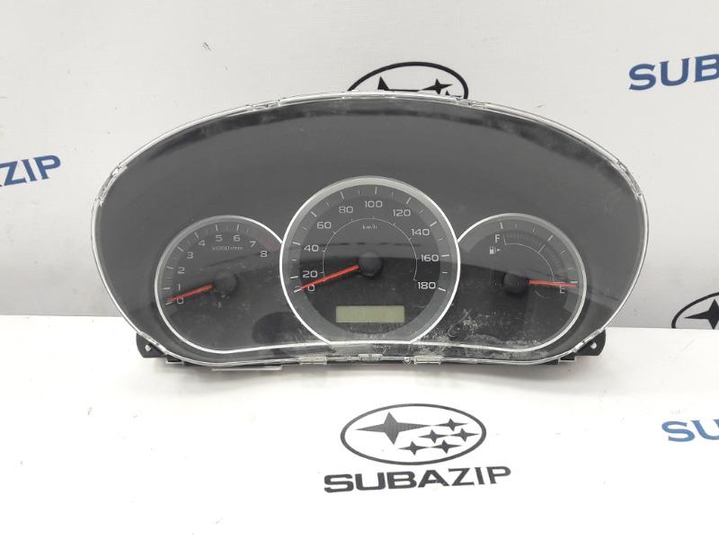 Щиток приборов Subaru Impreza GH-3 EL154 2011
