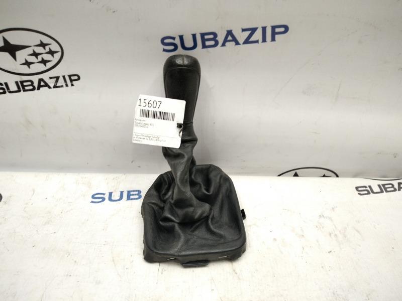 Ручка кпп Subaru Forester S11