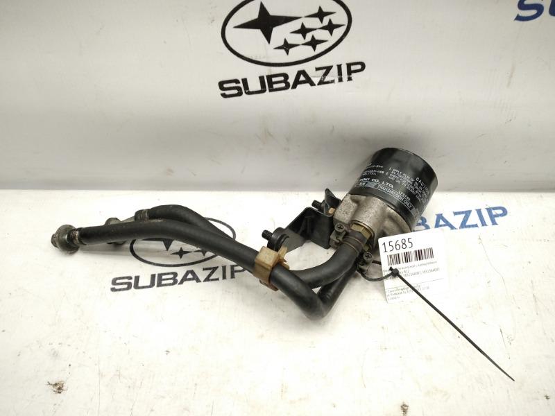 Фильтр акпп выносной с кронштейном Subaru Legacy B12