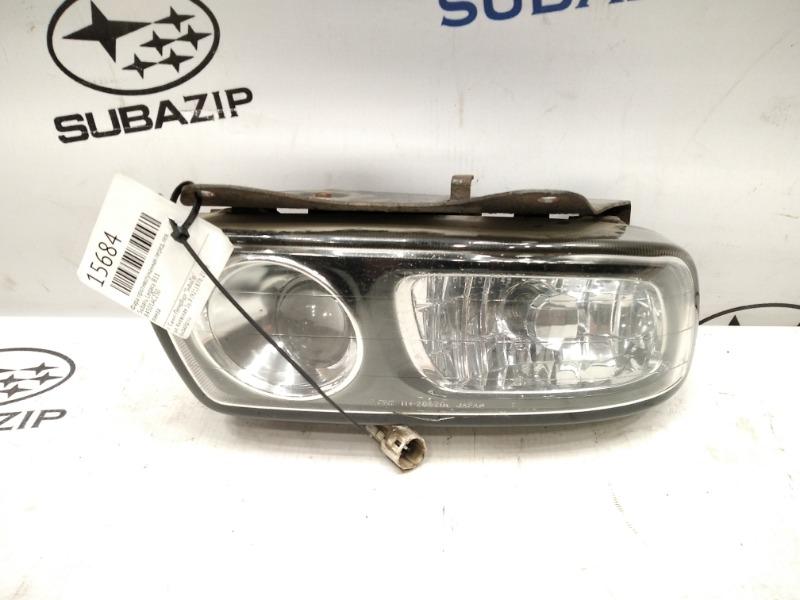 Фара противотуманная Subaru Legacy B11 передняя левая
