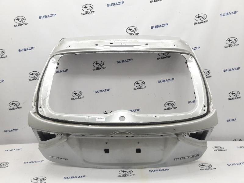 Дверь багажника Subaru Impreza GH-3 EL154 2011