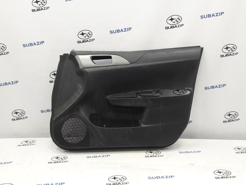 Обшивка двери Subaru Impreza GH-3 EL154 2011 передняя правая