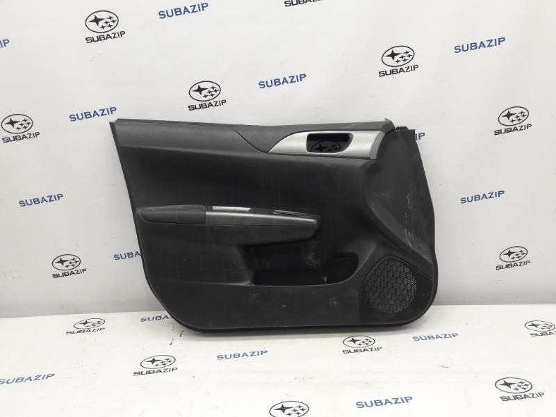 Обшивка двери Subaru Impreza GH-3 EL154 2011 передняя левая