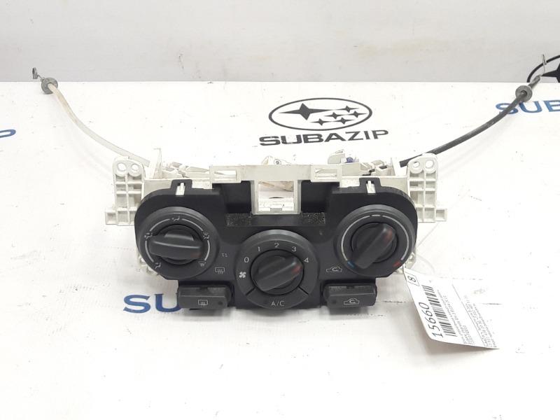 Блок управления климат-контролем Subaru Impreza GH-3 EL154 2011