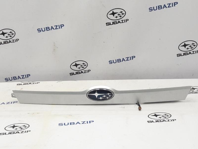Накладка двери багажника Subaru Impreza GH-3 EL154 2011