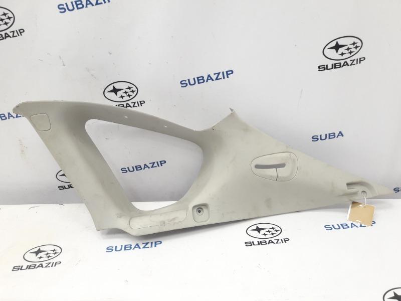 Обшивка багажника Subaru Impreza GH-3 EL154 2011 правая верхняя