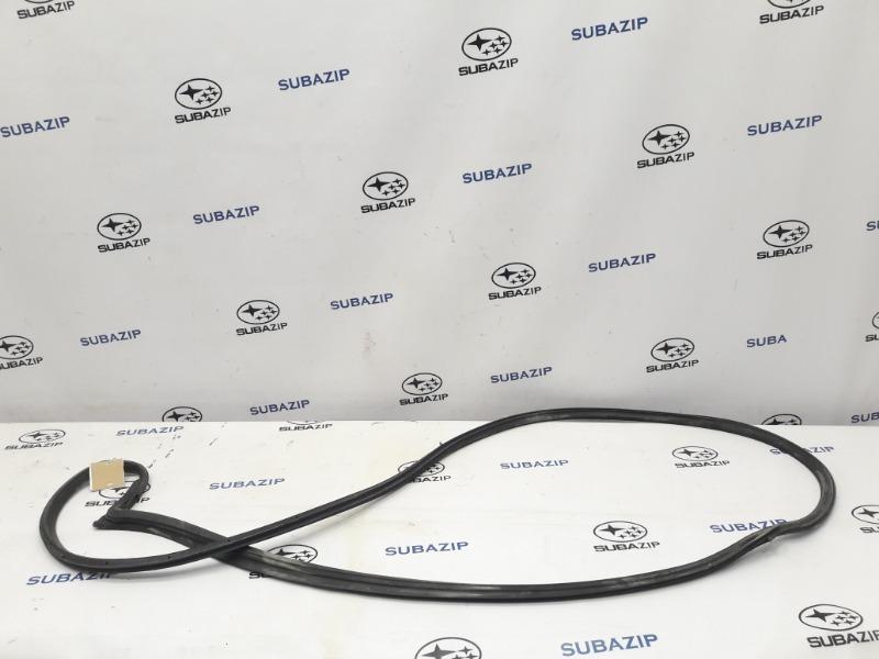 Уплотнитель двери Subaru Impreza GH-3 EL154 2011 задний правый