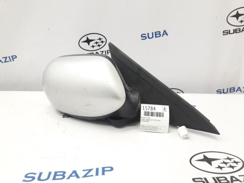 Зеркало Subaru Impreza GH-3 EL154 2011 правое
