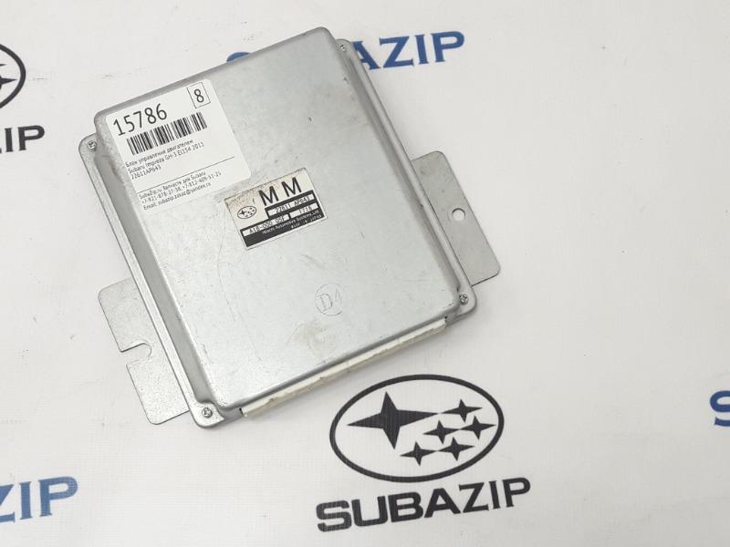 Блок управления двигателем Subaru Impreza GH-3 EL154 2011