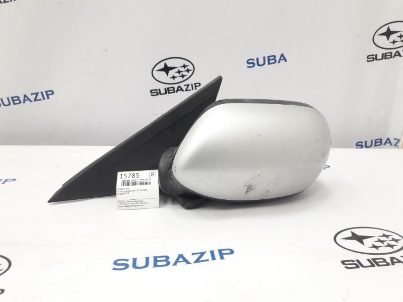 Зеркало Subaru Impreza GH-3 EL154 2011 левое