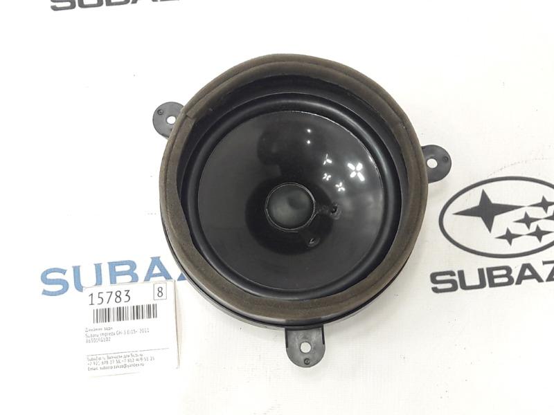 Динамик Subaru Impreza GH-3 EL154 2011 задний