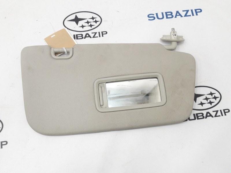 Козырек солнцезащитный Subaru Impreza GH-3 EL154 2011 правый