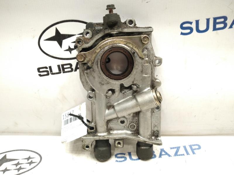 Масляный насос двс Subaru Forester S10 EJ255