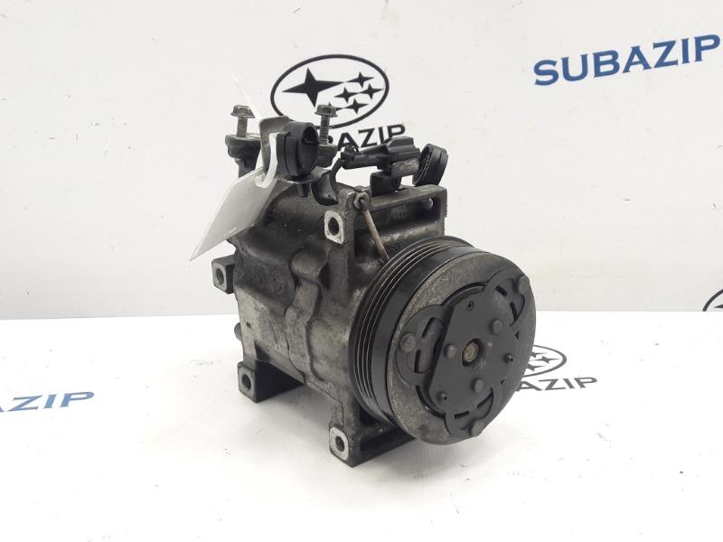 Компрессор кондиционера Subaru Impreza GH-3 EL154 2011