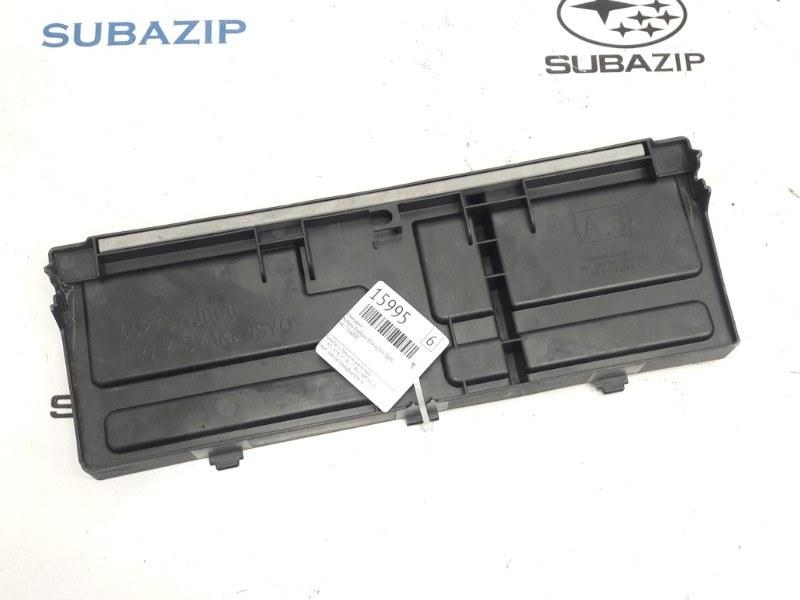 Накладка Subaru Outback B14 EJ253 2009