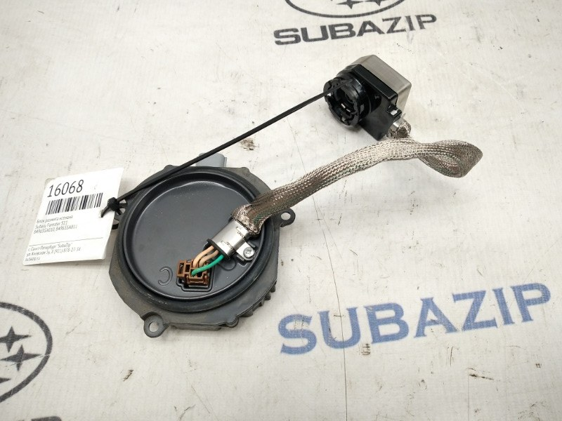 Блок розжига ксенона Subaru Forester S11