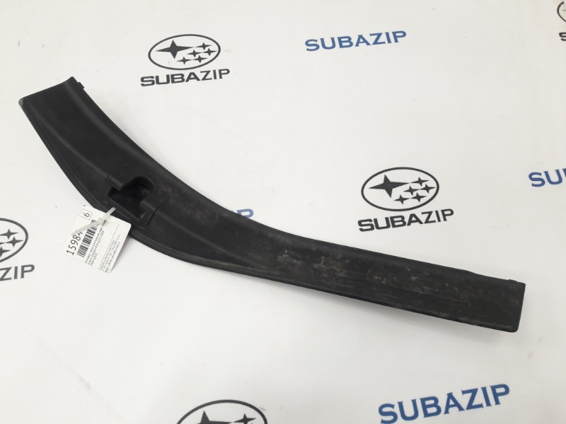 Накладка порога внутренняя Subaru Outback B14 EJ253 2009 задняя правая