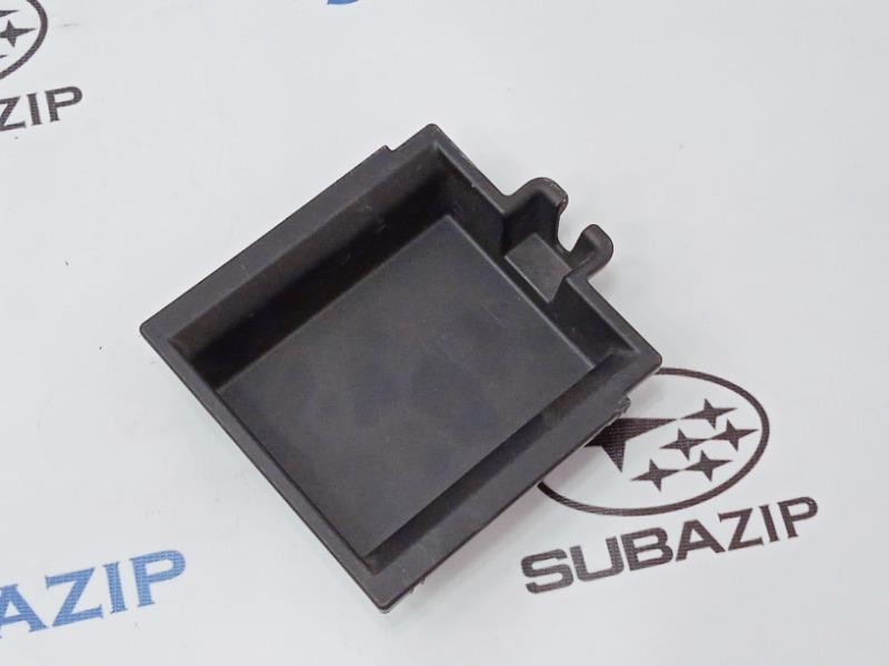 Карман под мелочь центральная консоль Subaru Forester S12 EJ204 2009