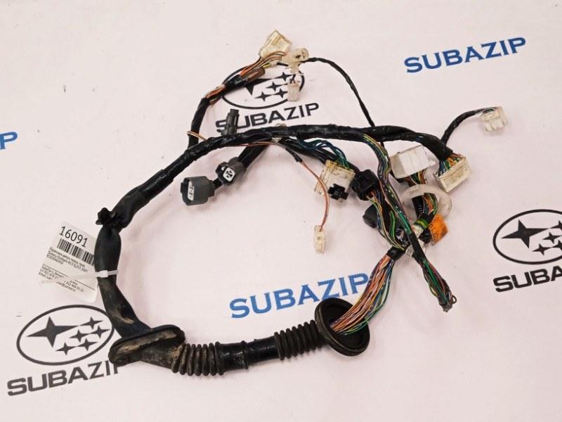 Проводка двери Subaru Outback B13 EJ253 2007 передняя правая