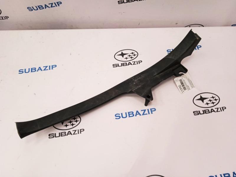 Накладка порога внутренняя Subaru Outback B13 EJ253 2007 задняя правая