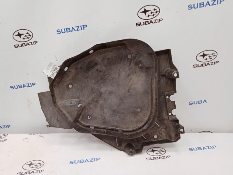 Защита топливного бака Subaru Impreza GH-3 EL154 2011 правая