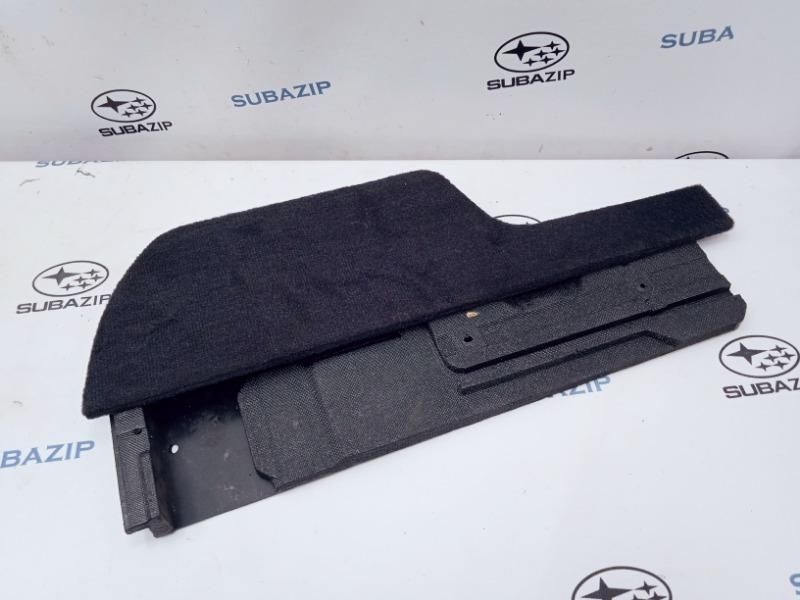 Бардачок багажника Subaru Outback B13 EJ253 2007 левый